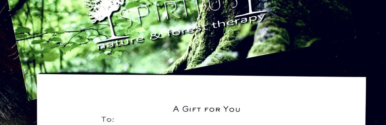 Silvae Spiritus Gift Certificate